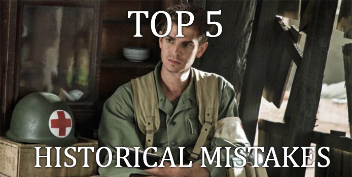 Top 5 Hacksaw Ridge Historical Mistakes History Vs Movies